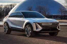 """""""جنرال موتورز"""" تغير شعارها إبرازاً لجهودها في مجال السيارات الكهربائية"""