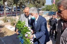 مجدلاني يؤكد على الأصالة الوطنية والنضال المستمر ضد الاحتلال ووفاء محافظة جنين لدماء الشهداء