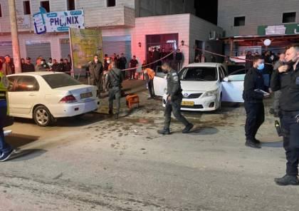 3 اصابات خطيرة بجرائم اطلاق نار بالداخل المحتل