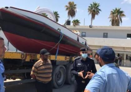 """الاحتلال يسمح بإدخال """"يخت سياحي"""" إلى غزة"""