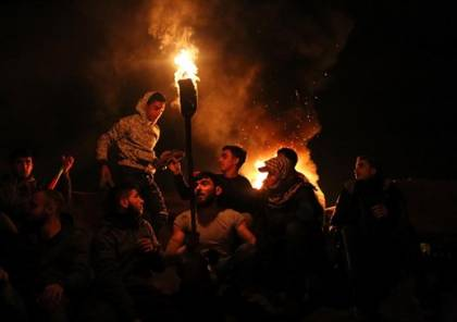 """قائد فرقة غزة لـ """"المستوطنين : استعدوا لاستمرار المسيرات والبالونات والقنابل"""