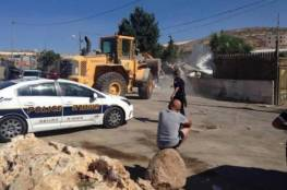 تقرير: إبعاد 32 مواطنا وهدم 22 منشأة و117 حالة اعتقال الشهر الماضي في سلوان