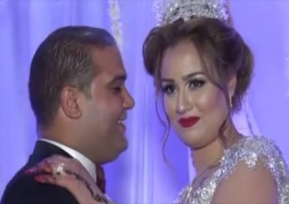 فيديو مبهر .. تخيل ماذا حدث في حفل زفاف ساحر؟