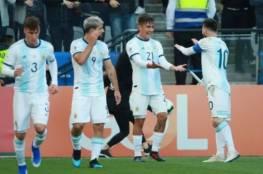 ديبالا يكشف سر تفاهمه مع ميسي ضد تشيلي