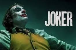 """""""جوكر"""" يتصدر إيرادات دور السينما الأمريكية للأسبوع الثاني"""