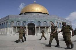 """الاحتلال يجدد أمر إبعاد أمين سر """"فتح"""" في القدس عن """"الأقصى"""""""