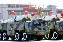 الصين تعتزم تطوير صواريخ فضائية تطلق من طائرات