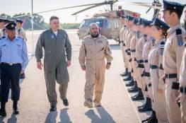 قائد القوات الجوية الإماراتية يصل إسرائيل للمشاركة في تمرين جويّ دوليّ