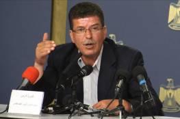 فارس: استمرار الاحتلال بسرقة أموالنا يتطلب اعتماد آلية واضحة لمواجهته