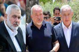 مصادر اسرائيلية رفيعة : انتصار حماس الأكبر هو إسقاطها لحكومة اليمين