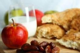 نصائح سريعة لنظام غذائي صحي في رمضان