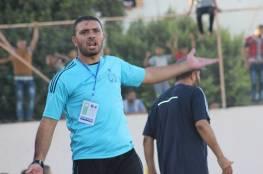 مدرب حراس مرمى جديد للأهلي الفلسطيني
