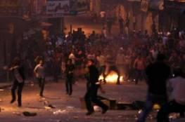 إصابة شابين واعتقال آخرين خلال قمع الاحتلال المعتصمين في حي الشيخ جراح