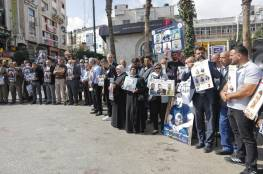 أهالي الأسرى المضربين يطالبون بمزيد من الضغط على الاحتلال للإفراج عن أبنائهم