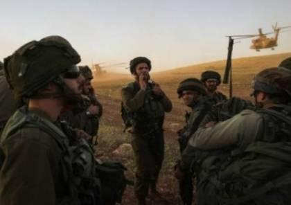 الجيش الإسرائيلي يجري اليوم تدريبات عسكرية بالقدس