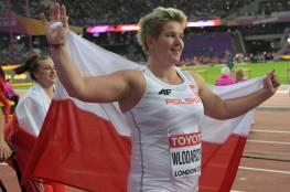 أول امرأة في التاريخ تفوز بـ3 ميداليات ذهبية أولمبية