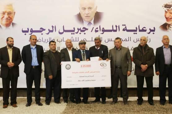 تقارير صحفية.. تحدد موعد صرف منحة الرئيس للأندية بغزة