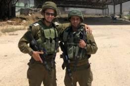 من هو الضابط الذي أصيب يوم الجمعة الماضي على حدود غزة ؟