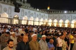 الأوقاف المصرية تحسم الجدل بشأن صلاة التراويح في رمضان