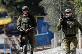 إصابة شابين برصاص الإحتلال واعتقالهما قرب أريحا