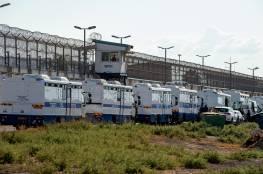 خطوات تصعيدية في سجون الاحتلال رفضا للإجراءات العقابية بحق الأسرى