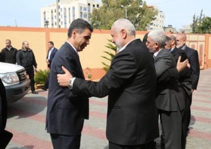 حماس: هذا ما ستركز عليه زيارة الوفد المصري لقطاع غزة