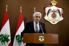 """""""لبنان ينزلق للتحوّل الى دولة فاشلة"""".. حتّي في كتاب استقالته: لم ولن أساوم على قناعاتي"""