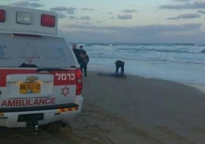 انتشال جثة مجهولة الهوية من بحر حيفا