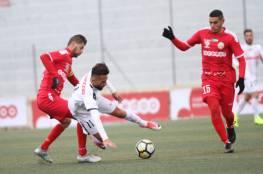 اليوم- انطلاق مباريات الاسبوع الـ20 من دوري القدس للمحترفين