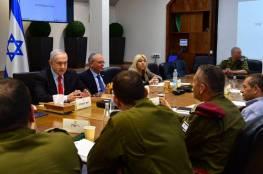 الكابنيت الإسرائيلي يجتمع الأحد لبحث التطورات بعد اغتيال سليماني