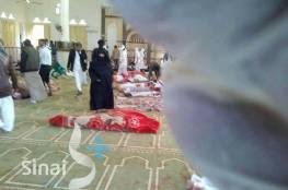 ادانة عربية ودولية للحادث الارهابي بمسجد في العريش