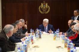 """""""تنفيذية المنظمة"""" تجتمع الخميس المقبل برئاسة الرئيس"""
