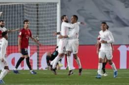 فيديو.. ريال مدريد يضرب أوساسونا ويضيق الخناق على أتلتيكو مدريد