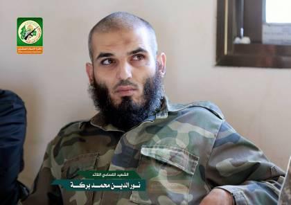 صور: القسام ينشر تفاصيل جديدة عن القائد نور بركة..