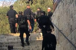 قائد لجان المقاومة: نحذر الاحتلال من أي حماقة بالقدس