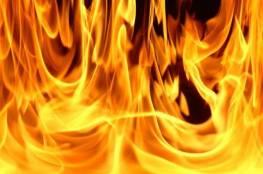 """الاعلام العبري: السيطرة على حريق اندلع في """"غلاف غزة"""""""