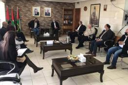 حميد: الرئيس أوعز بالعمل الفوري لتشغيل المستشفى العسكري في بيت لحم