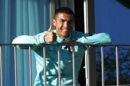 صدمة... رونالدو يغيب عن مباراة يوفنتوس أمام برشلونة