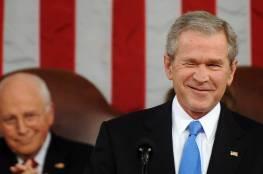"""بوش يهنئ بايدن ويصفه بالـ""""الرجل الجيد"""""""