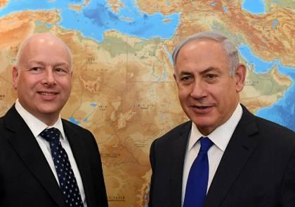 خطوة منسقة أم محاولة أخيرة للإقناع؟ غرينبلات في زيارة مفاجئة لإسرائيل