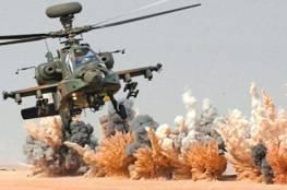 بالفيديو.. القوات المصرية تدك أوكار الإرهابيين في سيناء