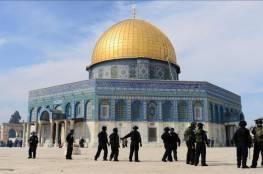 الخارجية تحذر: استهداف الأقصى مدخل لفرض الحل الديني للصراع