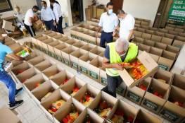 تجمع المؤسسات الخيرية بغزة يقدم 50 ألف مساعدة منذ بدء رمضان