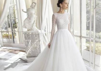 كيف أختار فستان زفاف يناسب جسمك؟