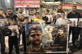 انطلاق حملة لدعم الاسرى المضربين عن الطعام