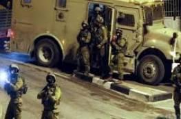الاحتلال يقتحم مخيم شعفاط