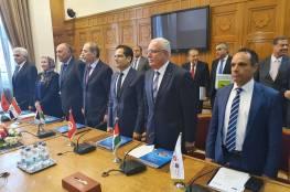 القاهرة: انضمام فلسطين لاتفاقية أغادير المتعلقة بإقامة منطقة التبادل الحر بين الدول العربية المتوسطية