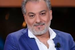 الناقدة الفلسطينية علا الشيخ تنشر آخر صورة لحاتم علي داخل فندق