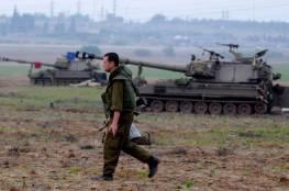 """جيش الاحتلال: أي شيء أقل من الهدوء التام أمر غير مقبول و ضربنا أهداف لـ""""حماس ذات جودة عالية"""
