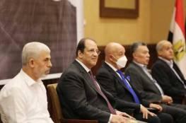 استعداداً لجلسات الحوار الوطني الفلسطيني: وفدا فتح وحماس يصلان القاهرة